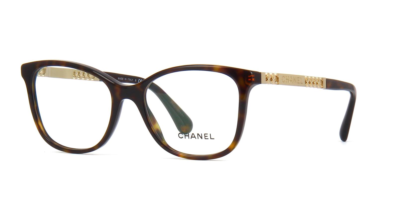 Chanel 3343 Identity Chain Glasses Colour 622