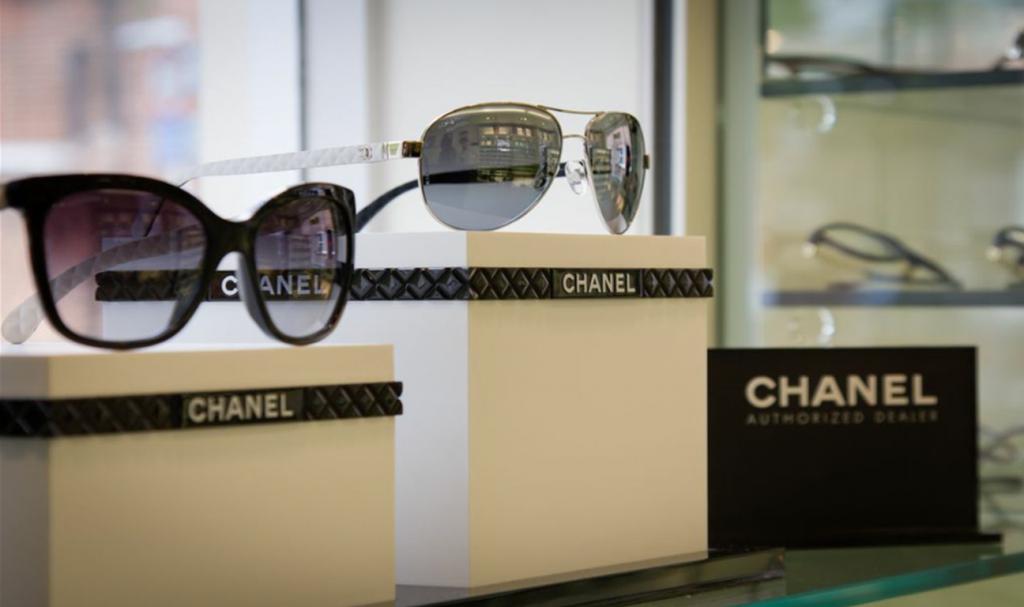 Chanel Showcase Window